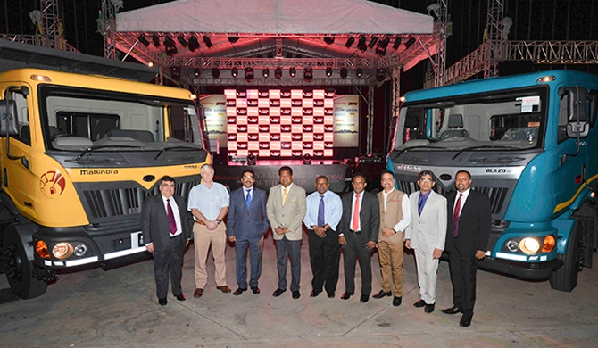 Mahindra enters Into 3 new businesses in Sri Lanka