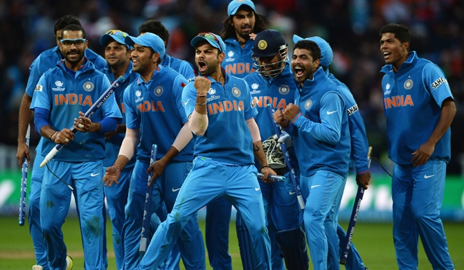World record by the Indian team