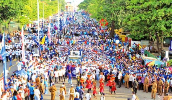 SLFP MPs boycotting May Day rally to be expelled