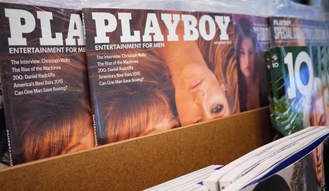 Playboy brings back nudity
