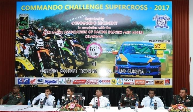 Commando Challenge Supercross to kick off next month