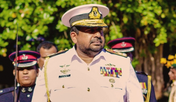 Navy chief seeks another service extension!