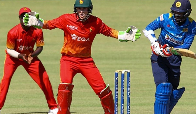 Zimbabwe to tour SL after 15 yrs.
