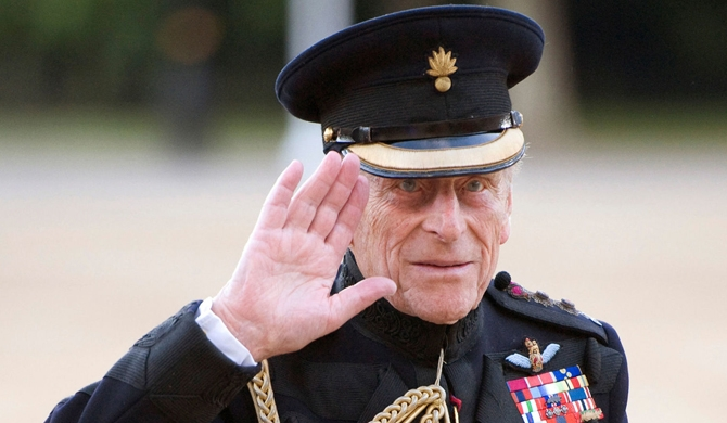 Prince Philip's final official engagement announced