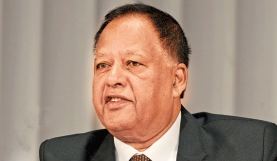 H'tota port a must to save the rupee - Amunugama