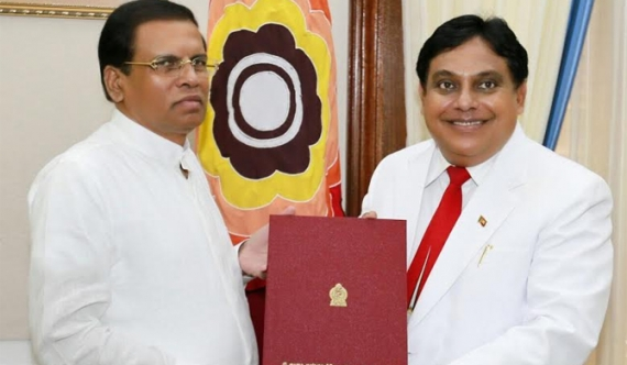 ASP Liyanage appointed ambassador to Qatar
