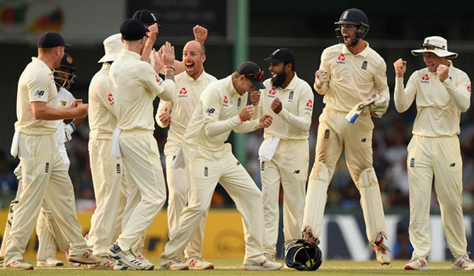England whitewash Sri Lanka