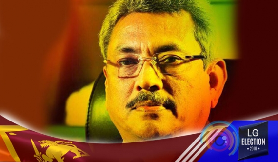 Gota to return tomorrow : thanks voters (Update)