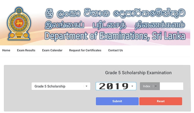 Grade-5 Scholarship results released