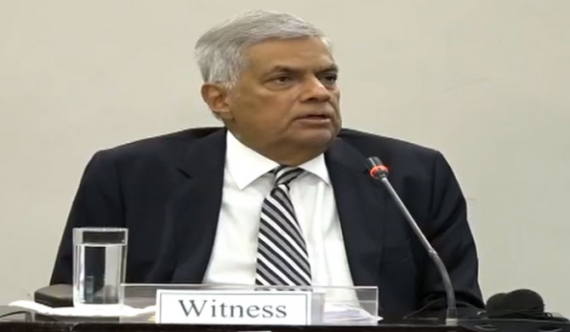 Easter Sunday bombings : Ranil, Sagala to appear before PCoI today