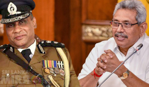 GR recommends Wickramaratne to be appointed IGP