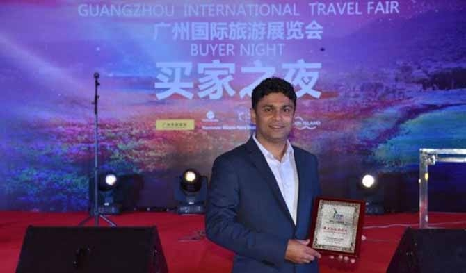 Sri Lanka Tourism bags most popular destination award at GTIF 2017