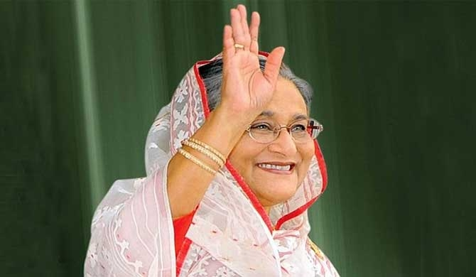 Sheikh Hasina secures 3rd term
