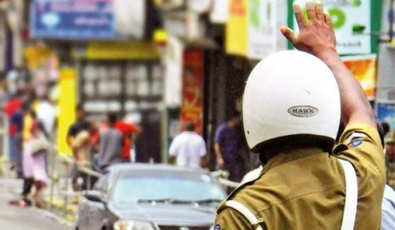 Traffic offences : Rs. 25,000 fine from next week