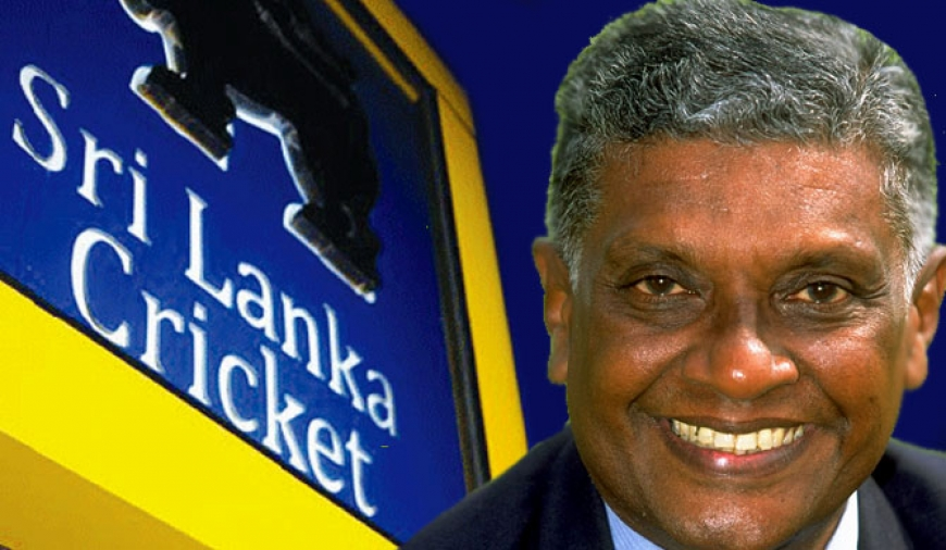 Ranjith Fernando, new SLC team manager