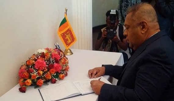 Sri Lanka's resident mission in Ethiopia opened