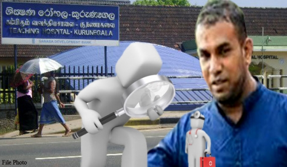 Over 300 complaints against Dr. Shafi