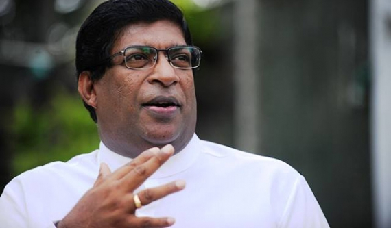 'I'm Sri Lanka's, not China's, finance minister' - Ravi