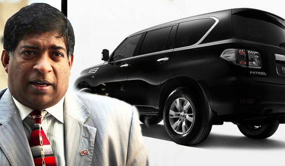 Ravi's official vehicle hasn't crashed - ministry