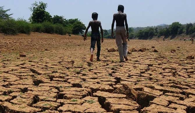 200,000 affected by dry weather
