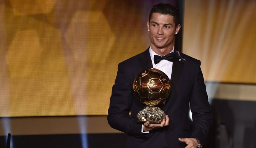 Cristiano Ronaldo wins 4th Ballon d'Or