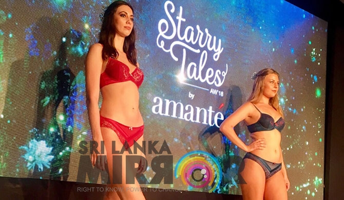 Amanté launches their AW'18 collection - Starry Tales (Pics)