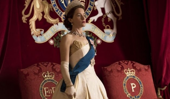Big budget: The Crown dramatises the events and intrigues of Elizabeth II's early reign