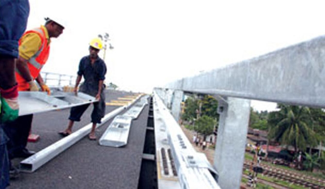 Flyover built in 67 days ; repairs take over 6 months