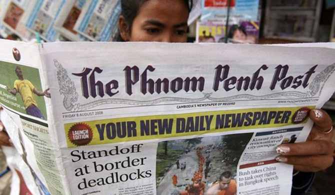 Cambodia's 'last independent' newspaper sold