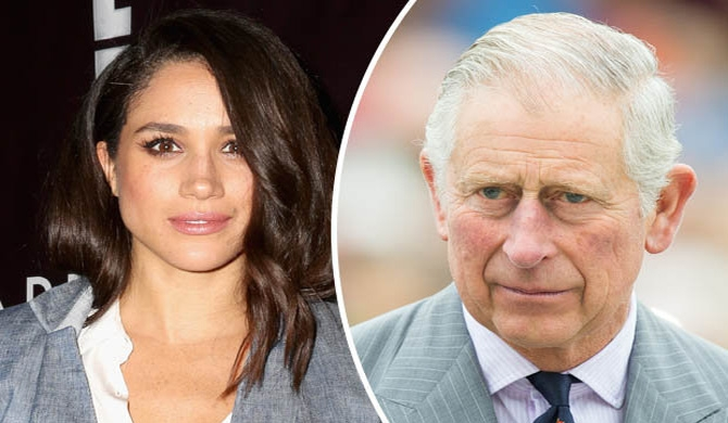 Prince Charles to walk Meghan down the aisle