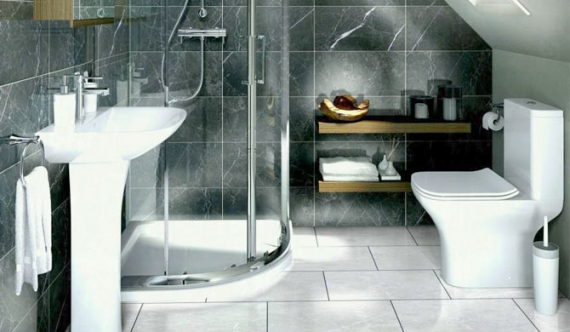 Prices of tiles & bathroom fittings up by 300%!