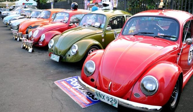 "The iconic ""bug"" cars have been a cult favourite for generations"