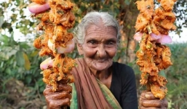 India YouTube chef granny dies at 107