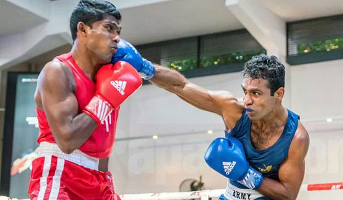 Army Boxers emerge victorious