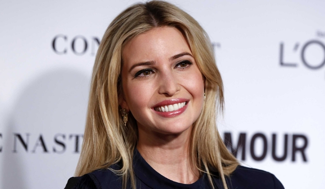 Ivanka to get White House office