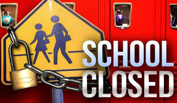 45 schools in Kandy city closed
