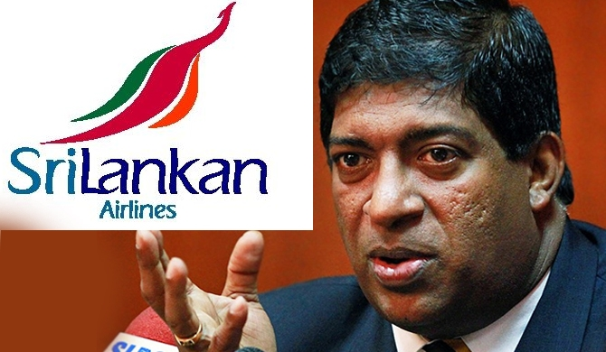 Ravi K creates precedence to assist SriLankan Airlines through the treasury