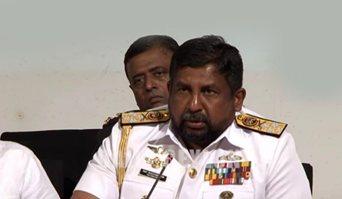 Chief of defence staff to be arrested?