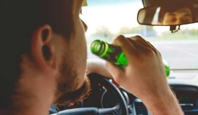 90,000 drunk drivers arrested this year
