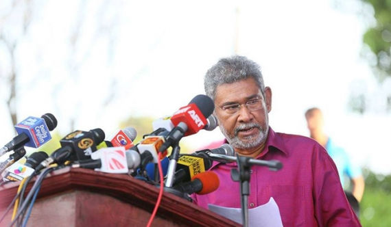 Gota, Israel responsible for creation of BBS: Dayan