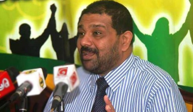 SLFP to support no-confidence motion against Azath Salley