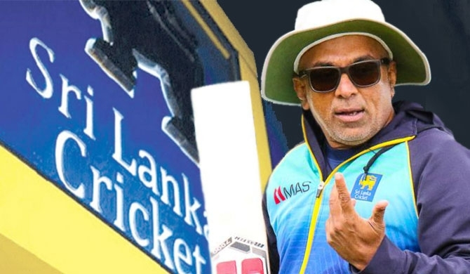 SLC to terminate Hathurusingha's contract