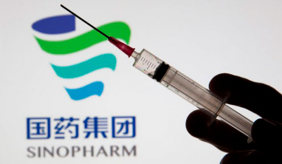 Sinopharm vaccines arriving tomorrow, only for Chinese nationals in SL