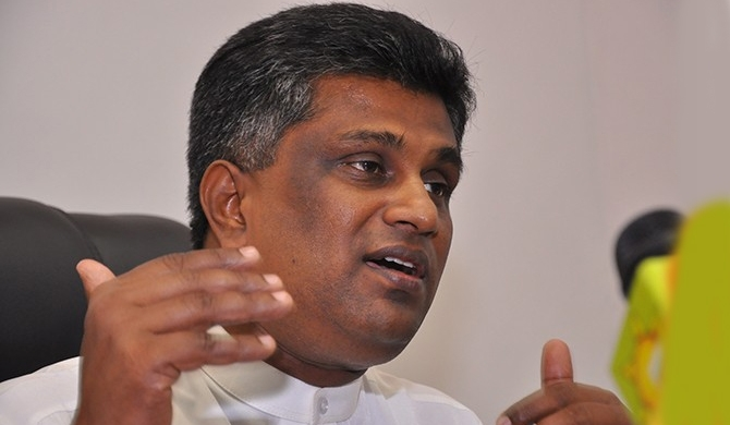 Ajith P. Perera takes on contract to prevent coalition power?