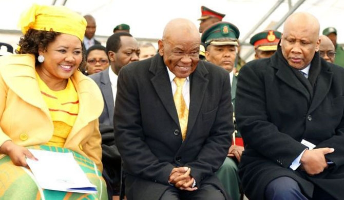 Lesotho PM to be charged over ex-wife's murder