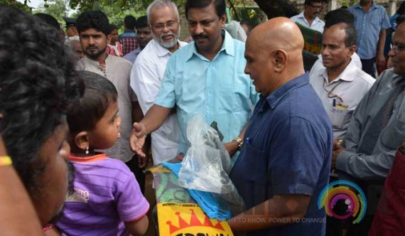 President urges to provide swift relief for flood affected