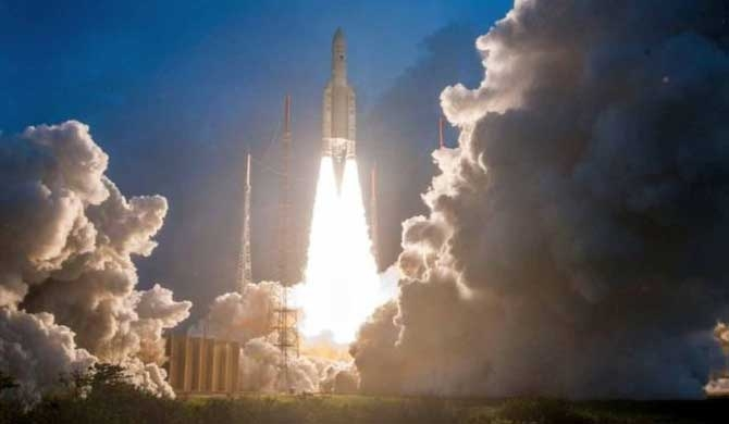 India launches heaviest satellite