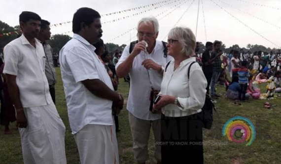 Foreigners attend Mahaviru commemoration (Pics)