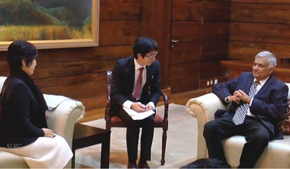Japan offers to support to curb global terrorism