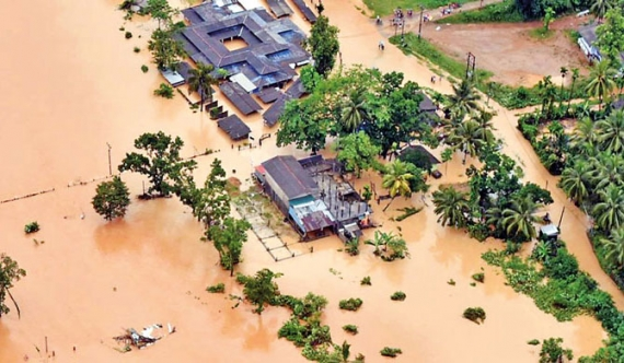 Rs. 40,000 will be paid per acre damaged by floods